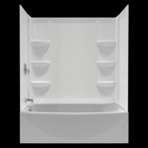 Bathtub And Shower Inserts