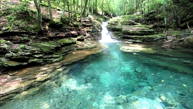 Alluring Devils Bathtub Pool At Devils Bathtub Youtube