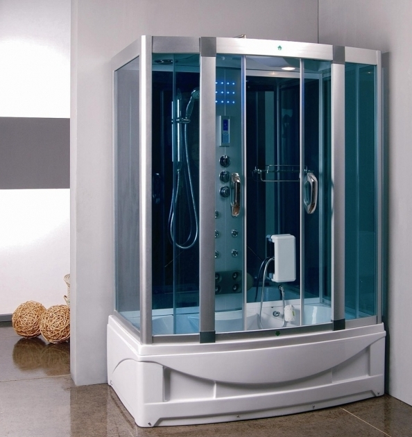 Alluring Whirlpool Tub Shower Combination Steam Shower Bathtub Combo Icsdri