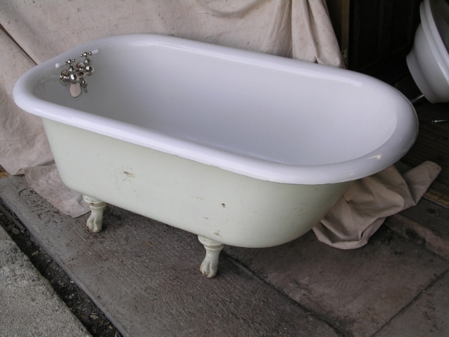 Awesome 4 Foot Clawfoot Tub Gallery Of Sold Antique Tubs Feet