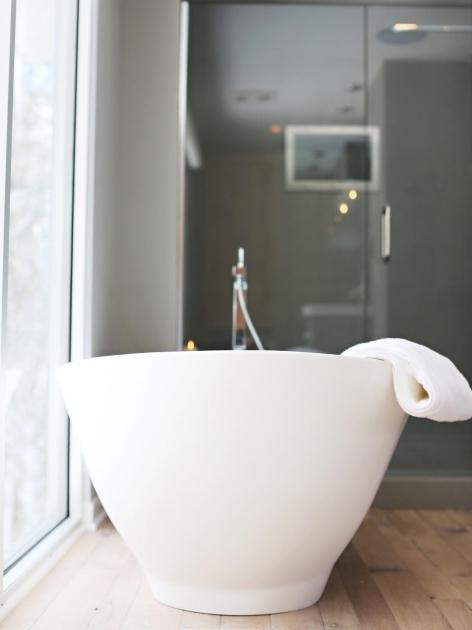 Awesome Diy Soaking Tub Photos Bath Crashers Hgtv