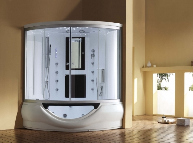Awesome Soaking Tub Shower Combo Bathtub Shower Combo Units Hot Tubs Jacuzzis Pinterest