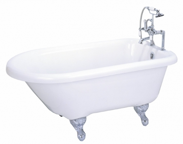 Beautiful Fiberglass Clawfoot Tub Bathroom Clawfoot Tub Dimensions Dimensions Of A Clawfoot Tub