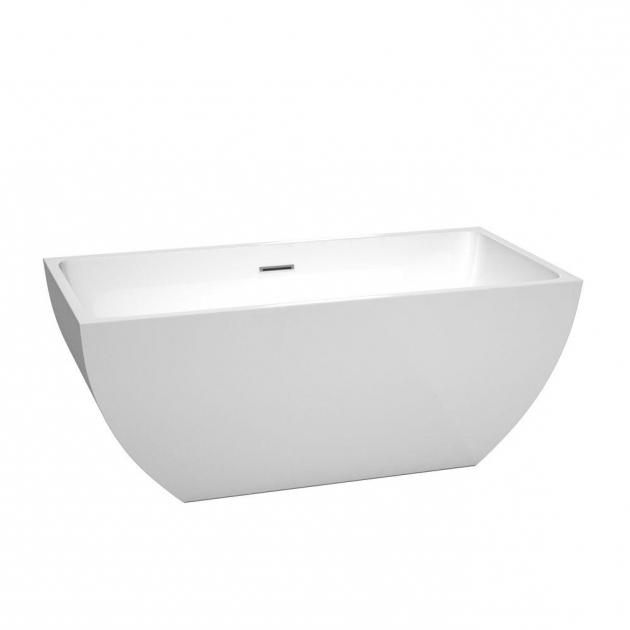 Beautiful Wyndham Collection Soaking Tubs Wyndham Collection Soho 567 Ft Center Drain Soaking Tub In White