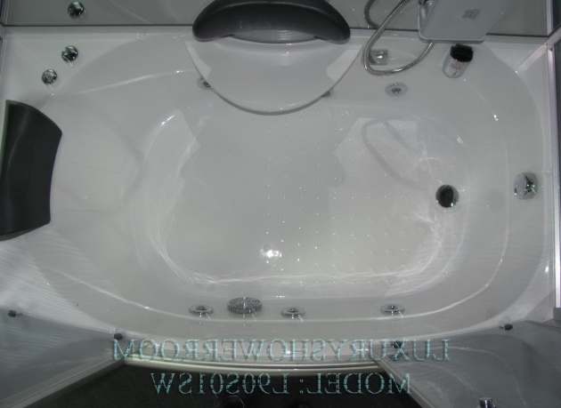 Fantastic Bathtub Water Heater Steam Shower Room With Deep Whirlpool Tubbluetooth 9001 Best