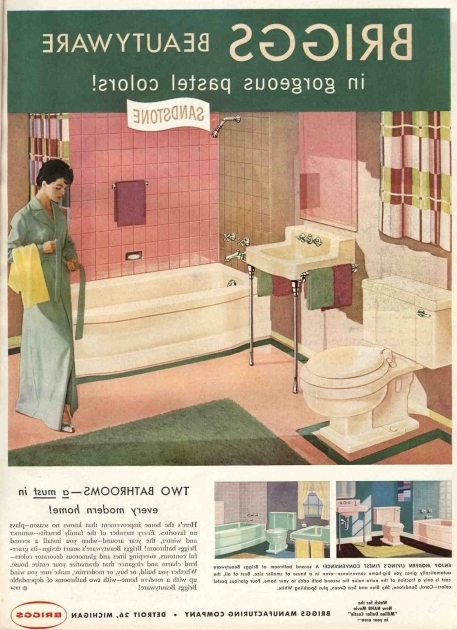 Gorgeous Briggs Bathtub 50s Bathroom Archives Page 5 Of 5 Retro Renovation