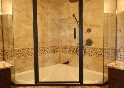 Whirlpool Tub Shower Combination
