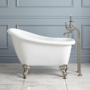 Built In Clawfoot Tub
