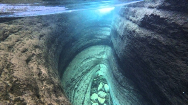 Image of Devils Bathtub Devils Bathtub A Look Below The Surface Youtube