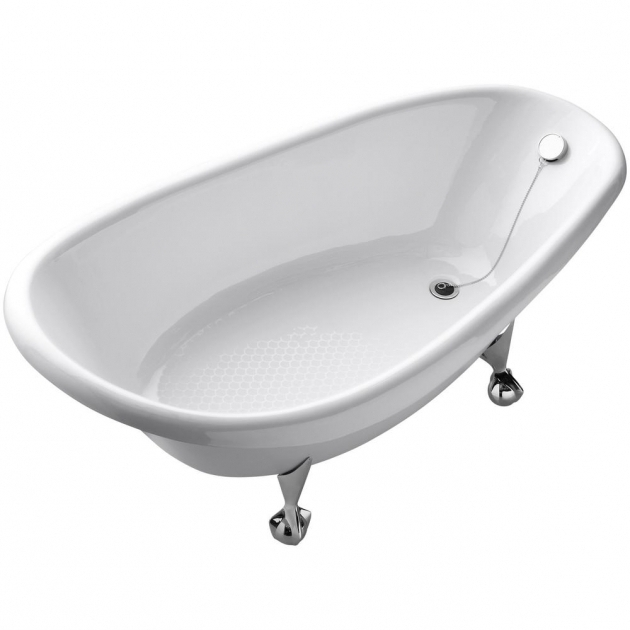 Incredible 6Ft Clawfoot Tub Kohler Clawfoot Tubs Freestanding Tubs Bathtubs Whirlpools