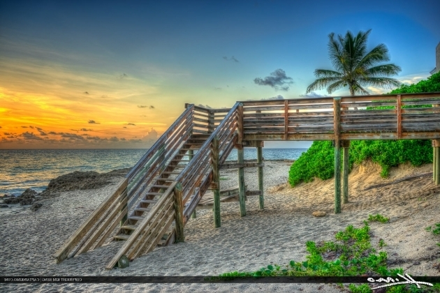 Incredible Bathtub Beach Florida Stairs To Beach Bathtub Beach Stuart Florida