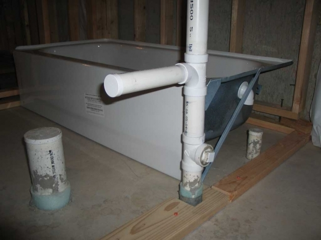 Incredible Installing A Bathtub Drain Basement Bathtub Installation