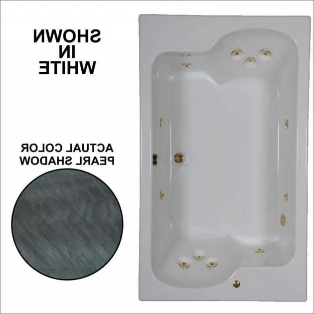 Incredible Pearl Whirlpool Tub Shop Watertech Whirlpool Baths Designer 2 Person Pearl Shadow