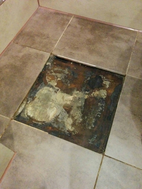 Incredible Water Leaking From Under Bathtub Flooring How To Repair Leak Mould Under Bathroom Floor Tile