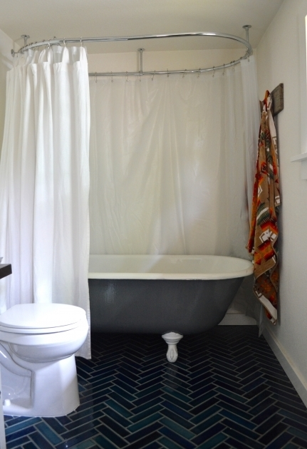 Built In Clawfoot Tub Bathtub Designs
