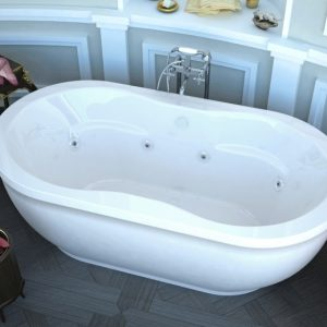 Freestanding Whirlpool Tubs