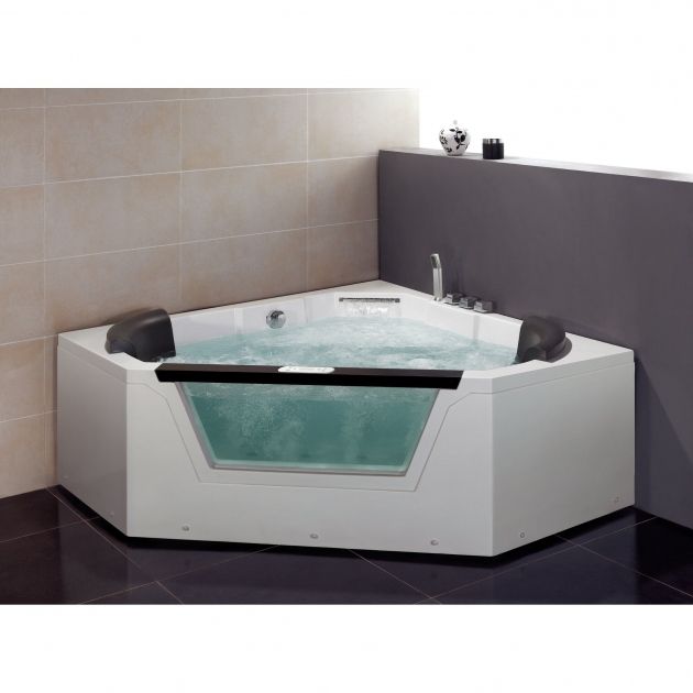 Inspiring How Many Gallons Does A Bathtub Hold Ariel Bath 59 X 59 Whirlpool Tub Reviews Wayfair