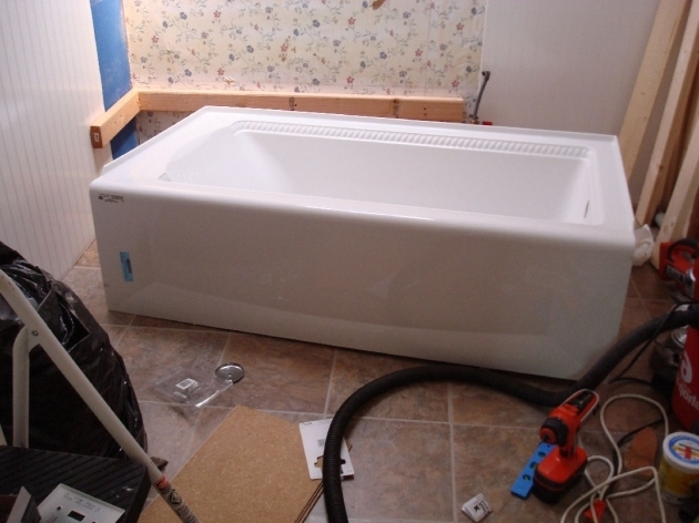 Inspiring Mobile Home Bathtubs Mobile Home Bathroom Redux My Mobile Home Makeover