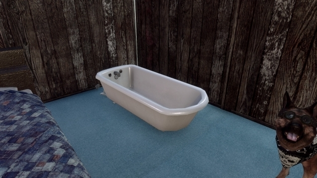 Marvelous Bathtub Wars Upright Bathtub At Fallout 4 Nexus Mods And Community