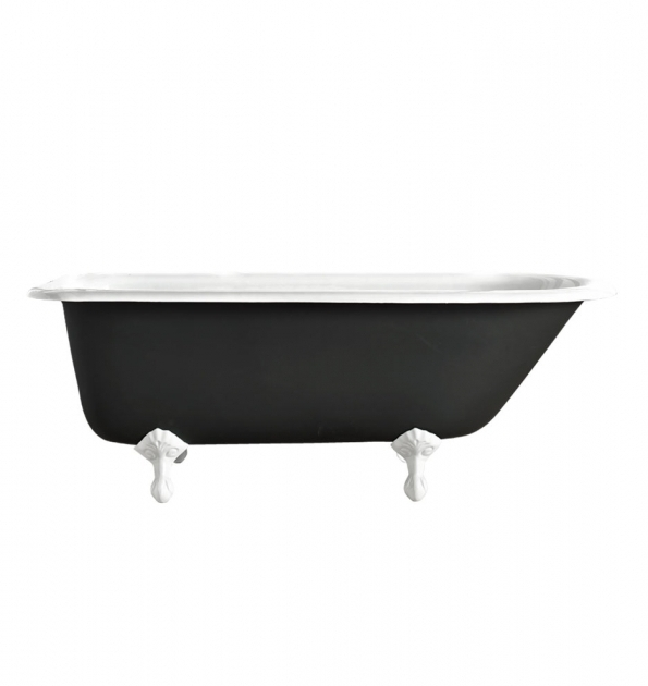 Marvelous Black Clawfoot Tub 5 Clawfoot Tub With Black Exterior Rejuvenation