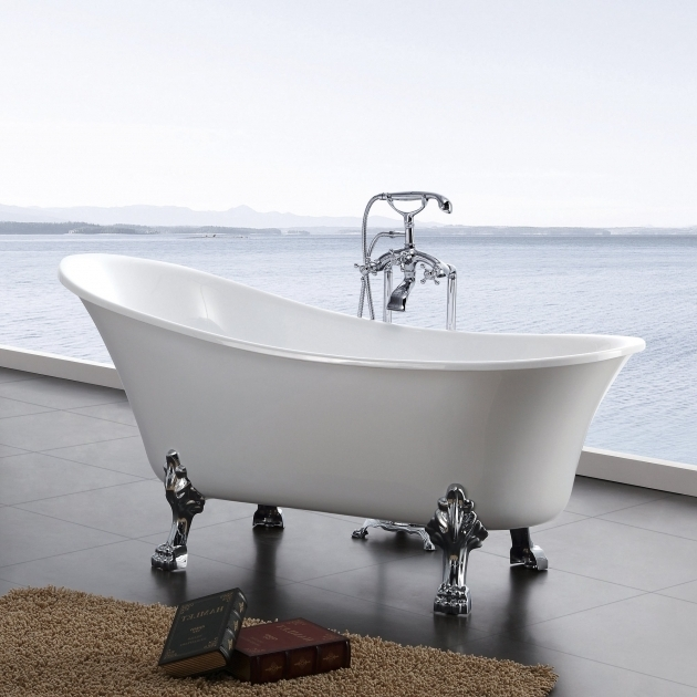 Marvelous How Many Gallons Does A Bathtub Hold Ae Bath And Shower Dorya 69 X 28 Clawfoot Bathtub Reviews
