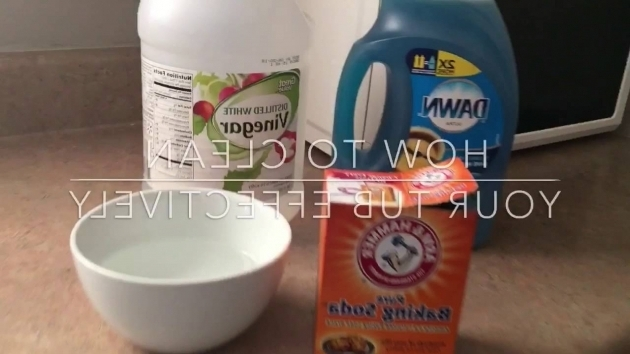 Marvelous How To Clean The Bathtub Dirty Bathtub How To Clean Your Bathtub Effectively Youtube