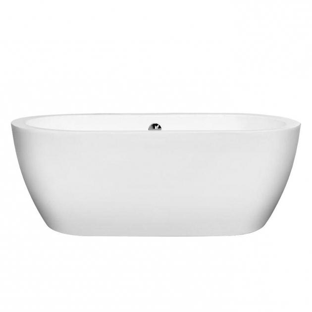 Marvelous Wyndham Collection Soaking Tubs Wyndham Collection Soho 5 Ft Center Drain Soaking Tub In White