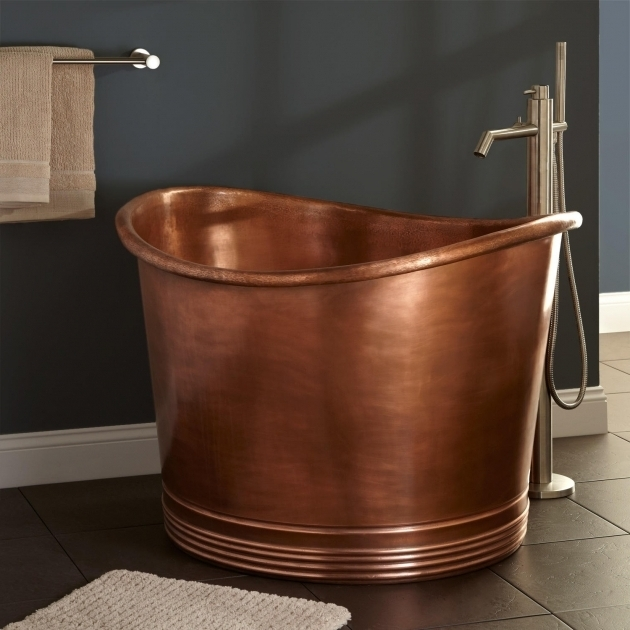 copper japanese soaking tub. Outstanding Copper Soaking Tub 41 Massa Japanese Bathroom  Bathtub Designs