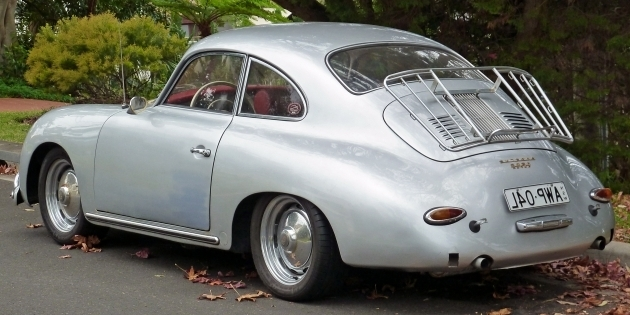 Picture of Bathtub Porsche Porsche 356 History Photos On Better Parts Ltd