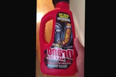 Drano For Bathtub