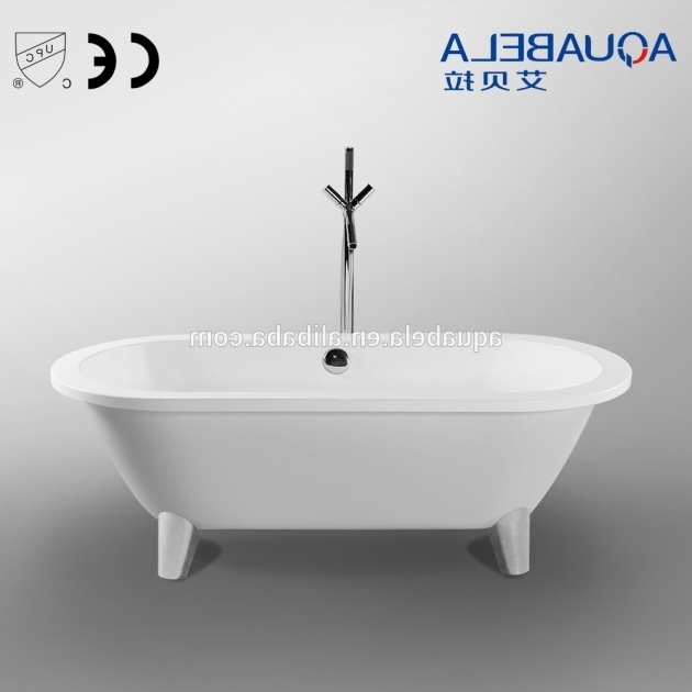 Remarkable Fiberglass Clawfoot Tub Fiberglass Clawfoot Tub Furniture Ideas