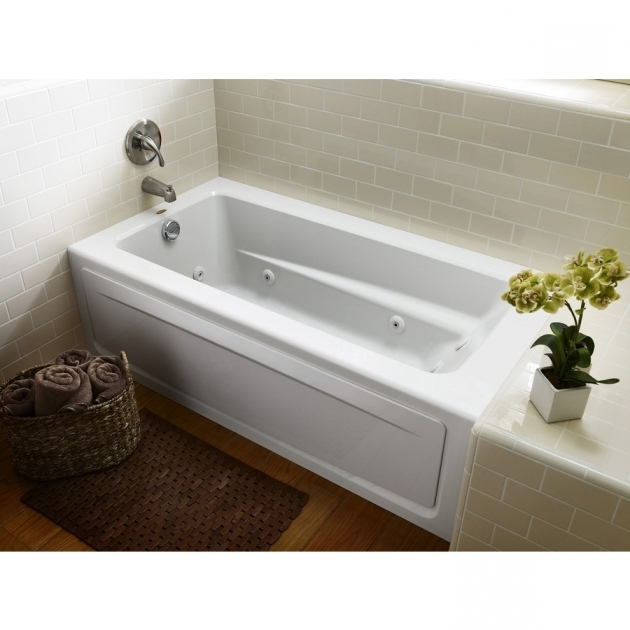 Remarkable Jacuzzi Bathtub Lowes Jacuzzi Primo White Acrylic Rectangular Whirlpool Tub Common 32