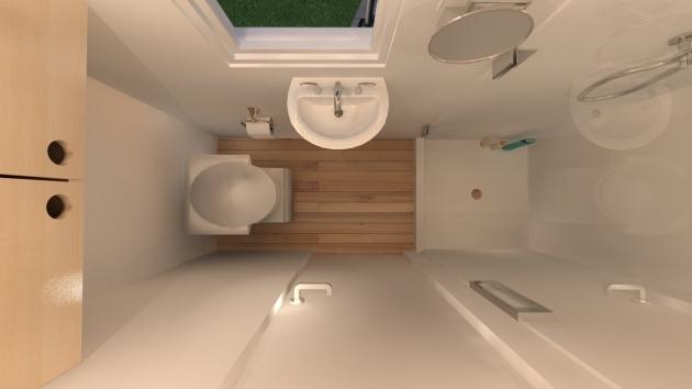 Remarkable Tiny House Bathtub Tiny House Bathtub Luxury Tiny House On Wheels With A Hot Tub