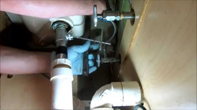 Remarkable Water Leaking From Under Bathtub Plumbingbad Water Leak Under Bathroom Sink Youtube