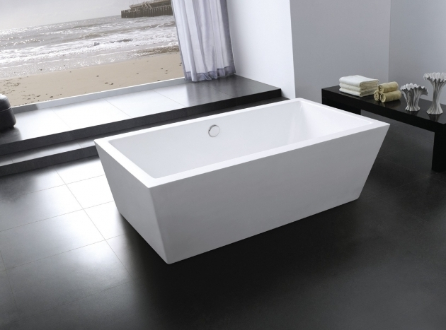Stunning 60 Freestanding Soaking Tub Stand Alone Bathtubs Canada Roselawnlutheran
