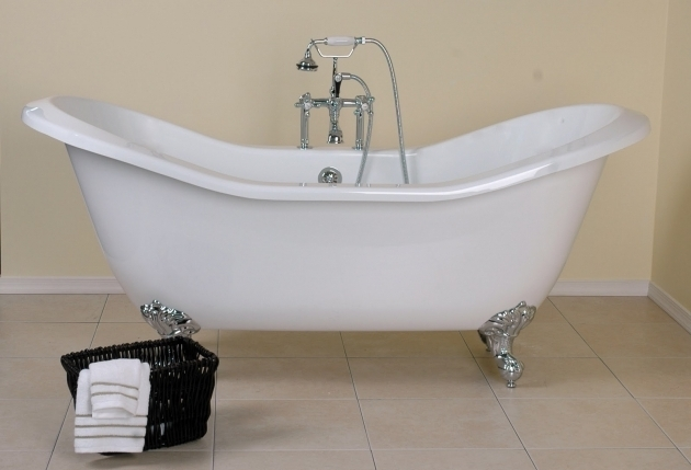 Stunning Clawfoot Tub Coasters Bathroom Marvelous Vintage Tub With Regard To Vintage Bathtub