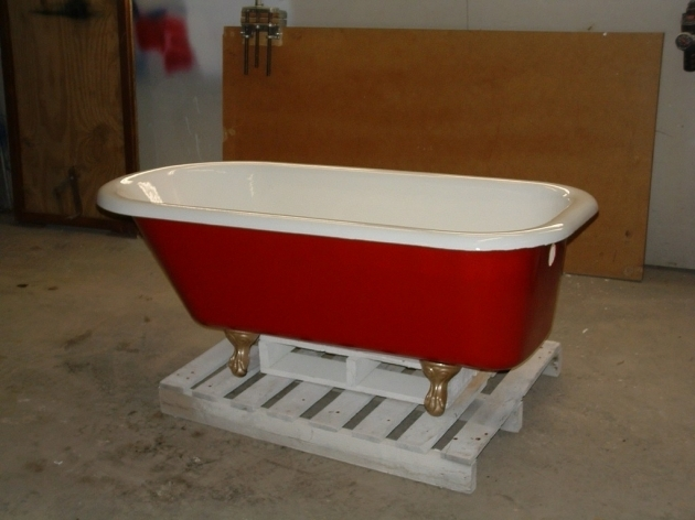Stunning Refurbished Clawfoot Tub For Sale Antique Clawfoot Tub Value Craft Mafiadc Best Clawfoot Tub Ideas