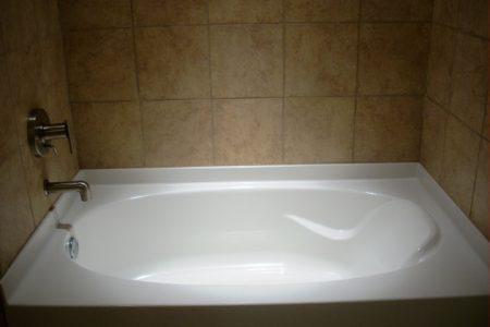 Garden Soaking Tub