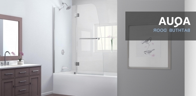Stylish Half Glass Shower Door For Bathtub Shower Doors Tub Doors Shower Enclosures Glass Shower Door