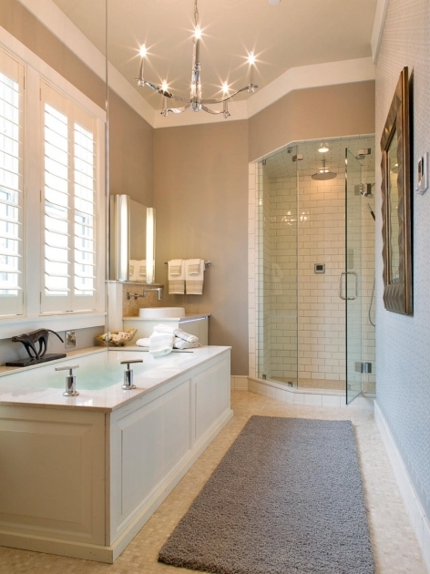 Stylish Oversized Bathtub Photo Page Hgtv