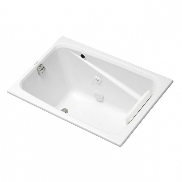 Wonderful 4Ft Bathtubs Kohler Greek 4 Ft Acrylic Rectangular Drop In Non Whirlpool