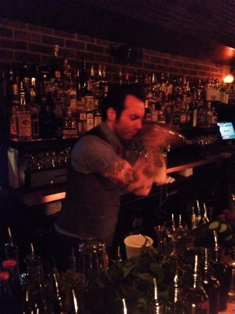 Wonderful Bathtub Gin Burlesque The Bathtub Gin New York Daniel Arbs