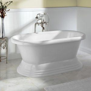 Stand Alone Soaking Tub