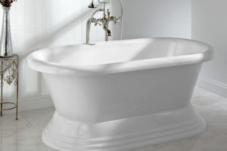 Stand Alone Soaking Tub