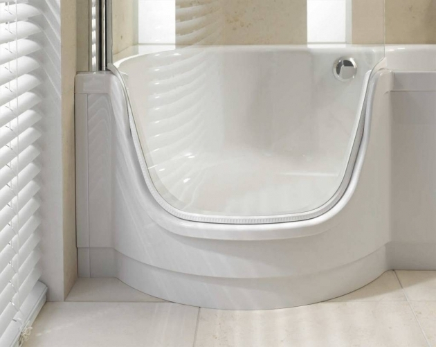 Alluring Deep Soaking Tub Shower Combo Deep Soaker Bathtub 55 Nice Bathroom In Deep Soaker Tub Shower