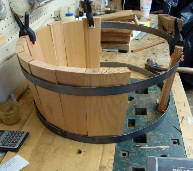 Alluring How To Make A Wooden Bathtub How To Make A Wooden Bathtub 23 Clean Bathroom For How To Make A