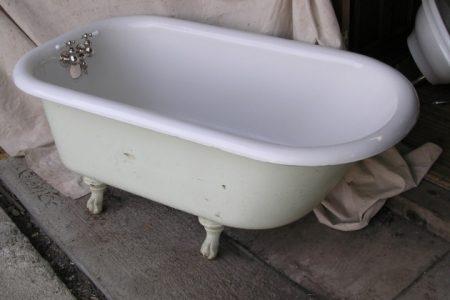 Old Clawfoot Tub