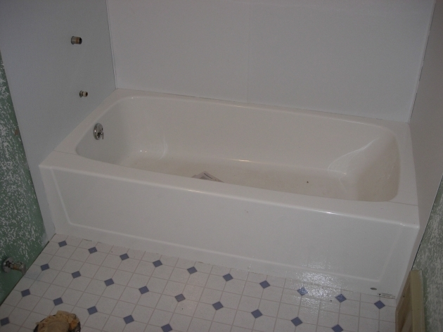 Awesome Bathtub Floor Trim Habitastrophe Buying Remodeling Our Retirement Home And