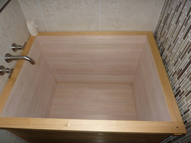 Awesome Diy Japanese Soaking Tub The Natural Of Japanese Ofuro Home Improvings