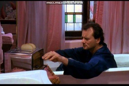 Toaster Bathtub